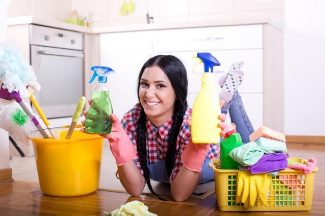 Sprzątaj za niewielkie pieniądze - sposoby na zmniejszenie kosztów sprzątania #TANIE #SPRZĄTANIE #PORZĄDKI #SPRZĄTANIE
