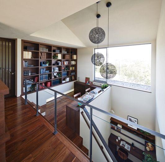 階段にある書斎 - Google Search