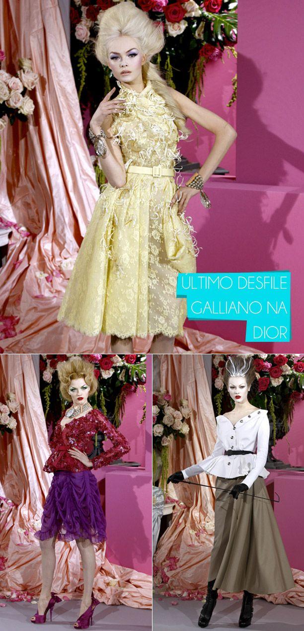 As revoluções de moda da Dior