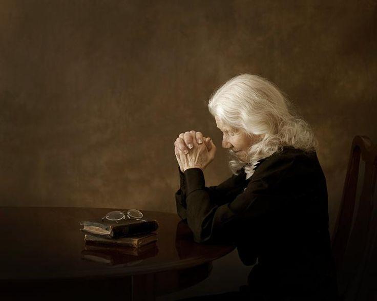 Gospel Art | Thy Will Be Done by Joy Gough giclee canvas | Cornerstone Art