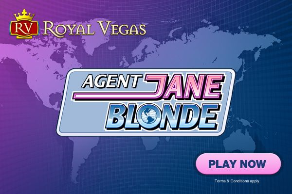 Online Slots, play Agent Jane Blonde now at http://2rt.org//an, brought to you by us http://2rt.org//ao #online entertainment #casino