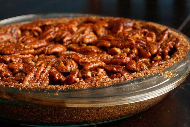 Vegan Maple Pecan Pie | Vegan Yumminess | Pinterest