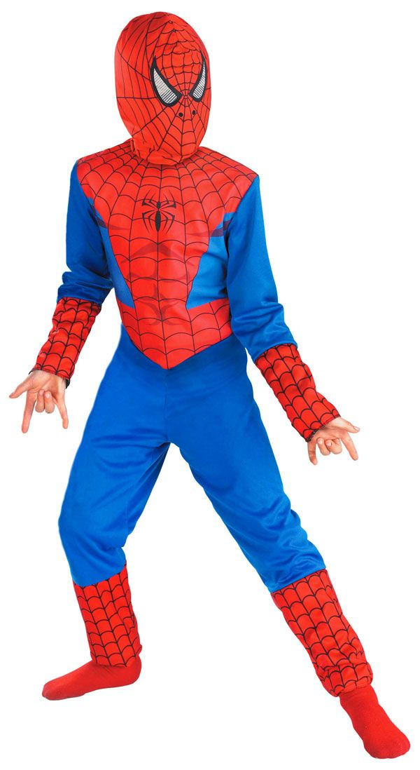5111-Kids-Spiderman-Costume-large.jpg 600×1,098 pixels