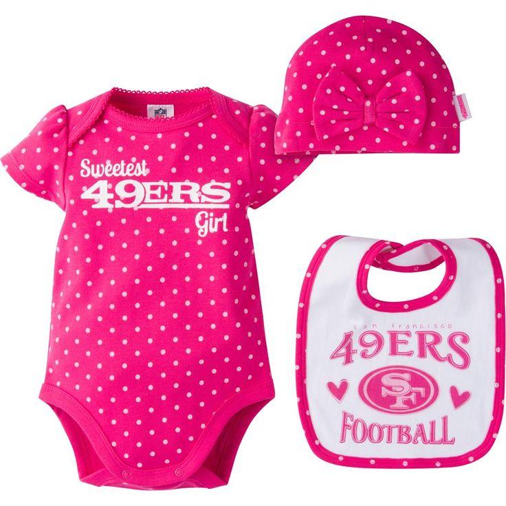 31 mejores imágenes de San Francisco 49ers Baby en Pinterest | Bebé ...
