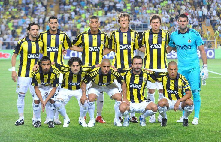 Fenerbahçe Futbol Takımı (Süper Lig şampiyonu)