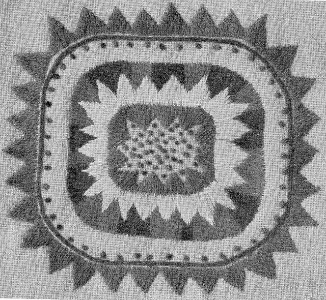 1950s Swedish embroidery | Flickr: Intercambio de fotos