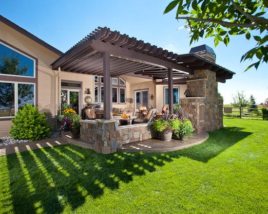 Patio Covered Patio Design, Pictures, Remodel, Decor and Ideas - page 6