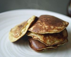 Diet Banana Pancakes – For 5:2 Fast Day