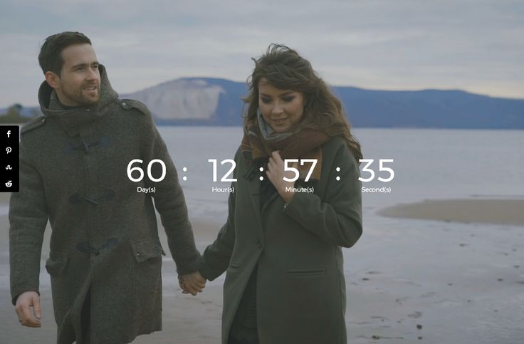 WEDDING COUNT DOWN | Merry and Bright