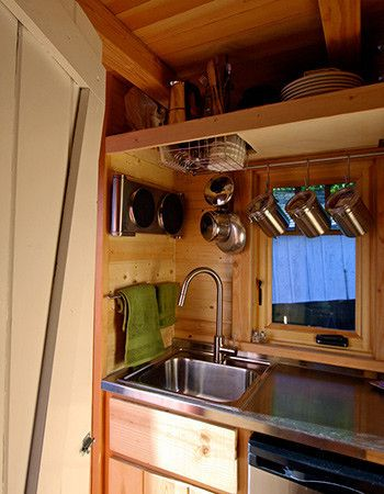 276 best Tiny House Kitchen images on Pinterest Tiny house
