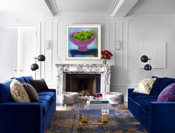 Design Decor Parisian Living Room Elle Decor Living Room Urban Living Room Design