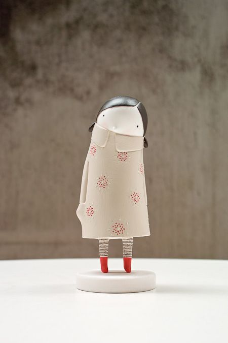 Minimita de Elena Odriozola: Ideas, Sculptures, Inspiration, Sculpture Dolls, Mick 081220 0617, Ceramic, Artdolls, Art Dolls