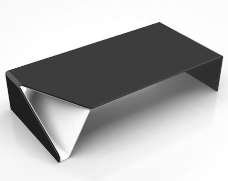 DOUBLE-SKin coffee table, 2009   Ora Ito for Frighetto