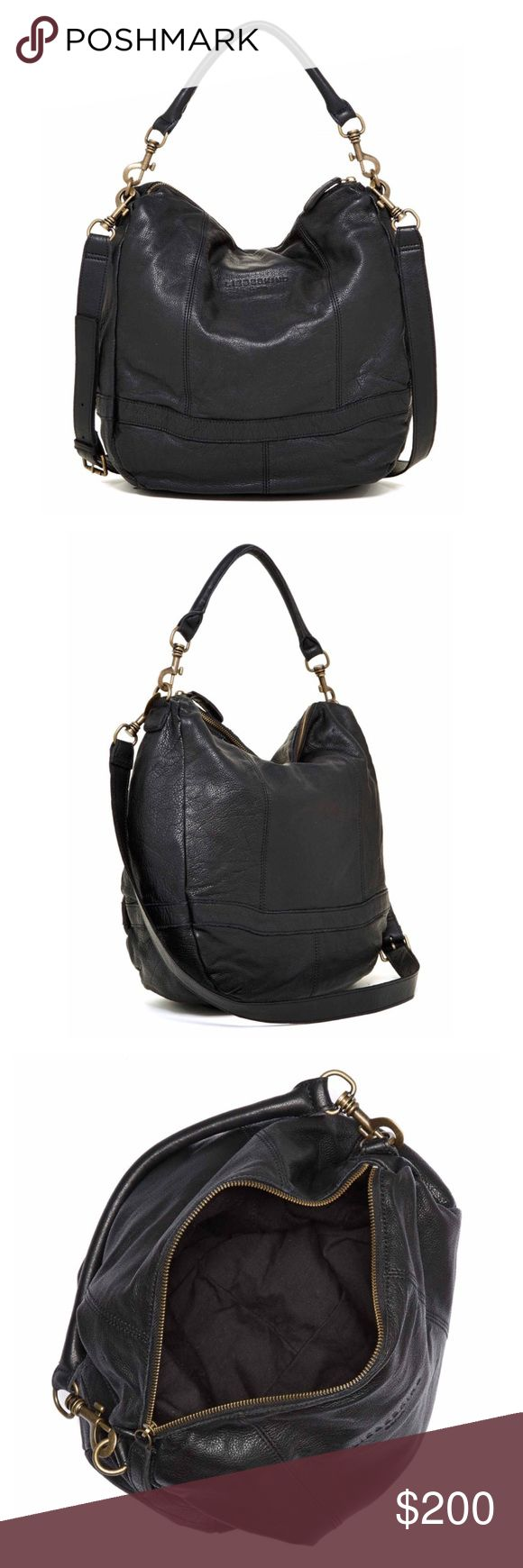 1-DAY SALE! Liebeskind Ramona Leather Shoulder Bag Love the MBMJ Hillier I've got listed?! This bag is insanely similar, both my leathery loves. Of course, all MBMJ bags are well worth their ticket price, that leather won't quit. And their fit is always impeccable. My Liebeskind love? Their leather is smooth, soft, and yummy. I'm having a tough time with this, but feel I have two exact bags. MBMJ is much easier to come by or replace, so letting go of this here, I've got some thinking to do…