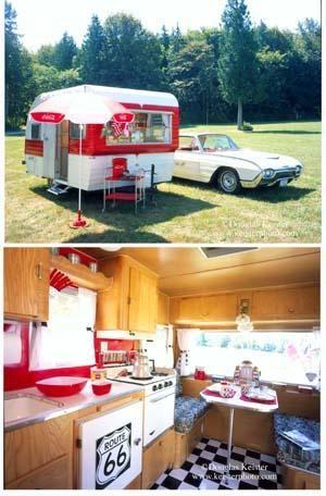 Oasis camper