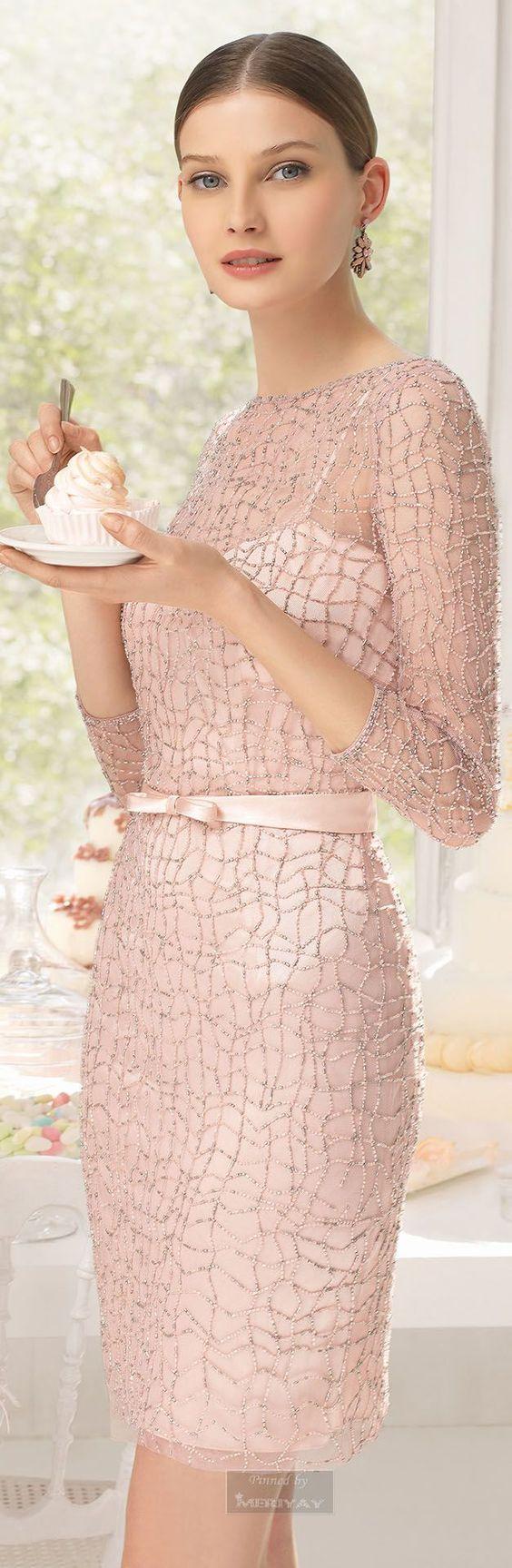 19 best Vestidos para gorditas images on Pinterest   Elegant dresses ...