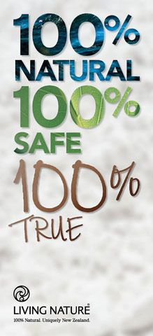 All Living Nature's products are 100% Natural. With a natural and organic lifestyle in mind – The Love Organics Company...