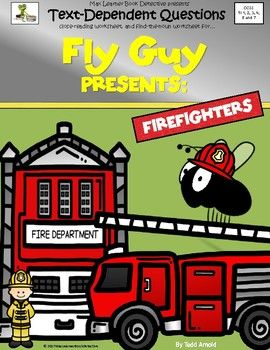 Fly Guy presents informational text to young learners in a fun and engaging way!  Use our text-dependent questions and close reading worksheet with your copy of Fly Guy Presents: Firefighters by Tedd Arnold, and take close reading to the max!  Make learning time even more productive with our included Buzz Around and Find the Nouns worksheet, which can be used with any book.