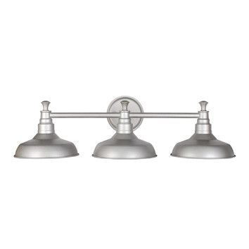Design House Kimball 3 Light Bath Vanity Lights