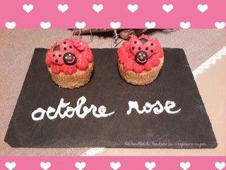 Cupcake façon 4 quarts et son topping crème au beurre (au companion ou autres robots)