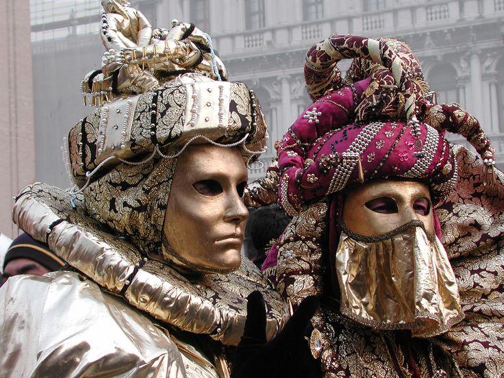 Venice Carnival Mask 8 by ~saracco on deviantART