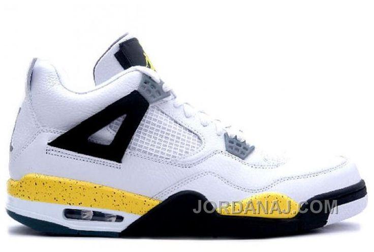 http://www.jordanaj.com/314254-171-air-jordan-iv-4-retro-mens-basketball-shoes-white-tour-yellow-a04011.html 314254 171 AIR JORDAN IV 4 RETRO MENS BASKETBALL SHOES WHITE TOUR YELLOW A04011 Only 128.91€ , Free Shipping!