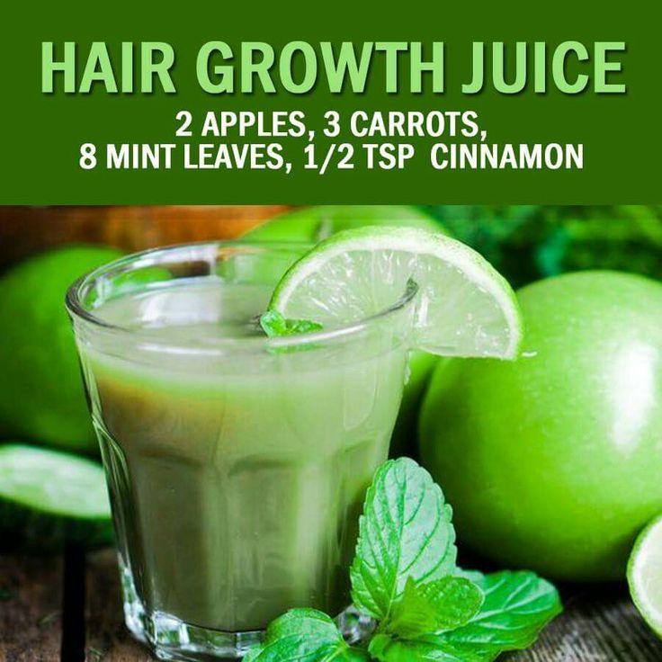 Hair growth drink