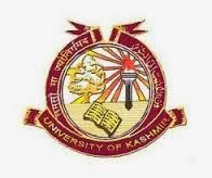 University of Kashmir has recently updated BBA 3rd Year Exam Results 2013 at its main official website - www.kashmiruniversity.net