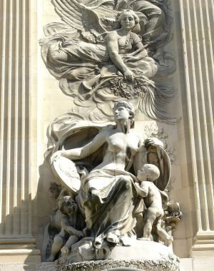 Le Palais de la Découverte. Paris 8e