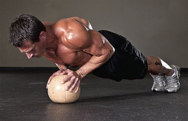 Power Up Your Pecs With Inner-Chest Exercises