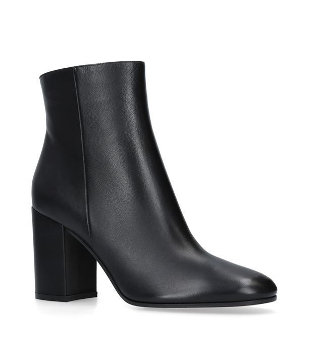 17a7f69bf2a Gianvito Rossi Leather Rolling Boots 85 available to buy at Harrods.Shop  women s shoes online and earn Rewards points.