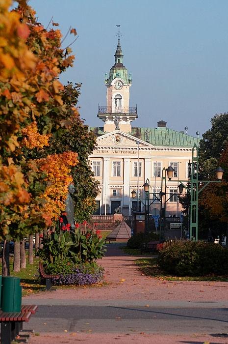 Pori, old courthouse