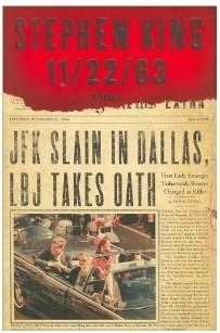 By Stephen King 11/22/63 Large Print edition (11 22 63) « LibraryUserGroup.com – The Library of Library User Group