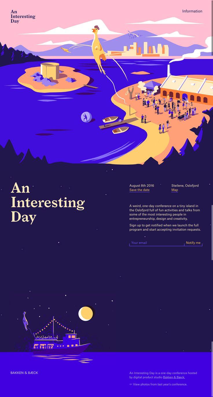 http://aninterestingday.com/?ref=land-book.com#information