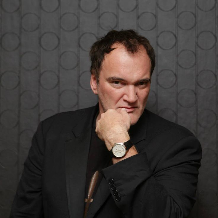 Quentin Tarantino Spotted Wearing Girard-Perregaux 1966 Annual Calendar & Equation of Time