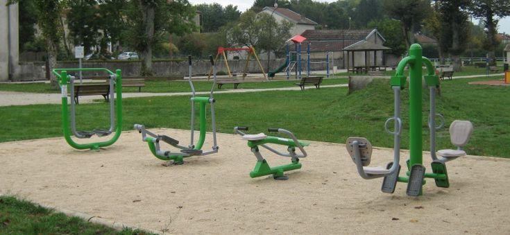 Fitness de plein air - SATD : Fabricant d'équipements sportifs et d'aires de jeux, multisports, mobilier urbain