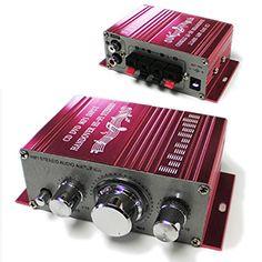 Ampli Audio 60W Stéréo : Amplificateur Audio 60W stéréo