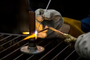 Air-Fuel or Oxy-Fuel for Soldering and Brazing?