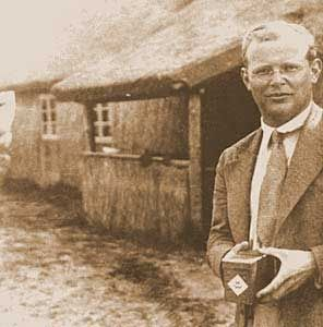 """67 years ago today (April 9), Dietrich Bonhoeffer was hanged by the Nazis. """"What has become evident in [reexamining the role of the German Church during the Nazi era] is the depth of the chasm between the ideals the Church had always set for itself and the way it responded to the brutalization of the German government under Adolf Hitler. Dietrich Bonhoeffer was one of the few church leaders who stood in courageous opposition to the Fuehrer and his policies [U.S. Holocaust Memorial Museum]."""""""