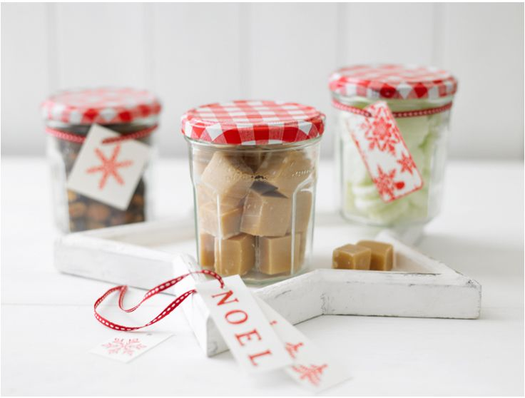 Simply Special: Bonne Maman Gifts-in-a-Jar - Bonne Maman, good way to use up all those jars!