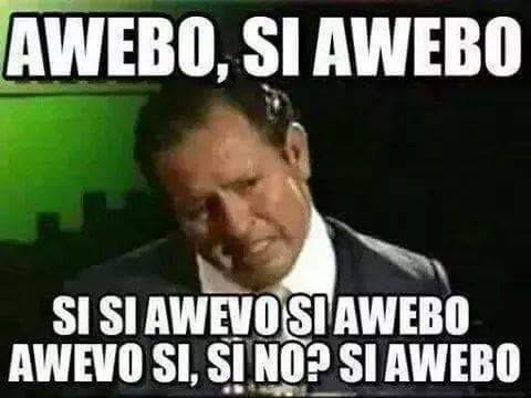 A webo...  #meme