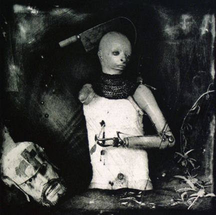 Joel-Peter Witkin Un Santo Oscuro, New Mexico 1987