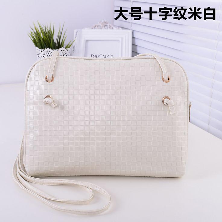 мешки моды оболочки 2014 цвет блока плечо сумка женские кожаные сумки, принадлежащий категории Сумки на плечо и относящийся к Чемоданы и сумки на сайте AliExpress.com | Alibaba Group