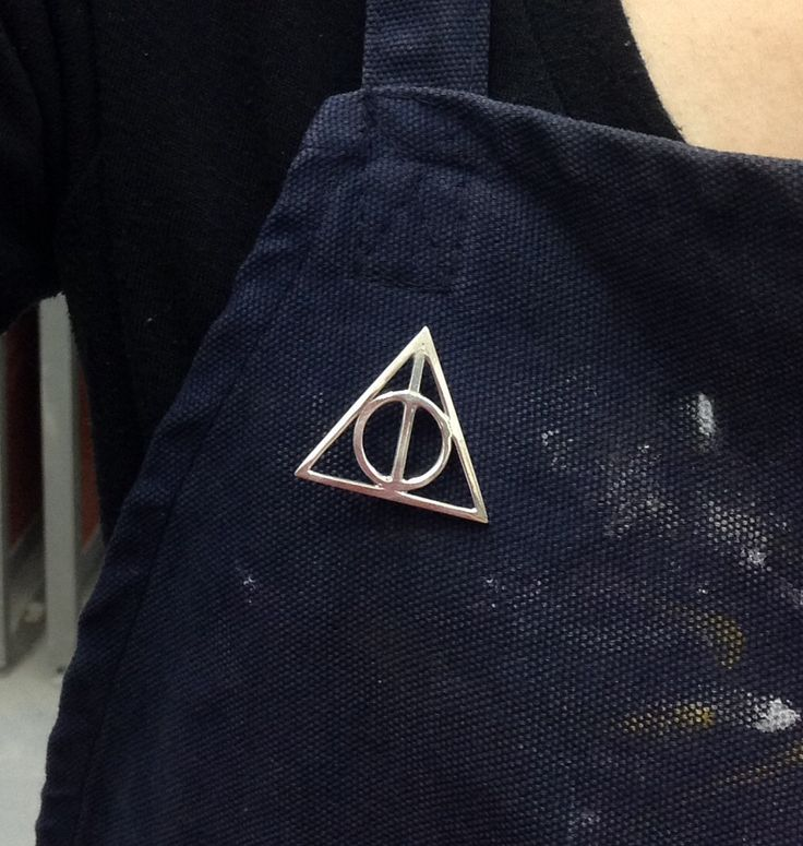 Deathly Hallows Silver