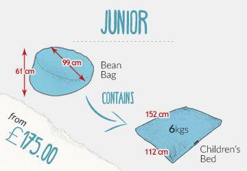 Bean Bags | Buy Bean Bag Beds Online at Bean2Bed™