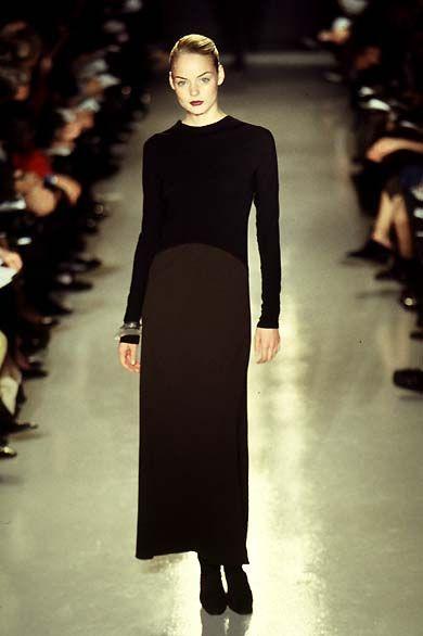 Donna Karan - Fall / Winter 1996