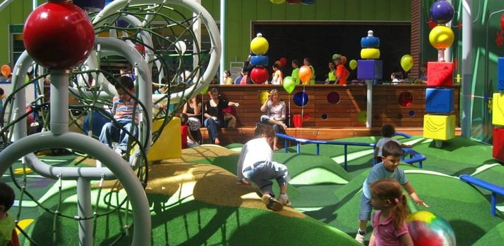 A good indoor play are for kids makes shopping a lot easier for parents. Find out where the best kids playgrounds in shopping centres are!