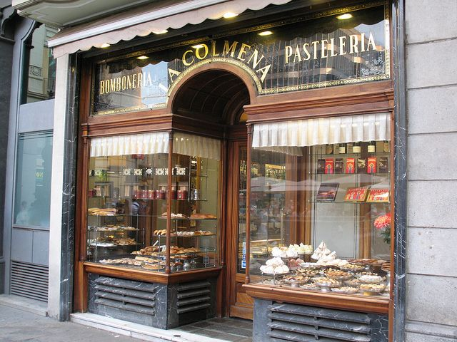 Old shop front by Philip Lench, via Flickr