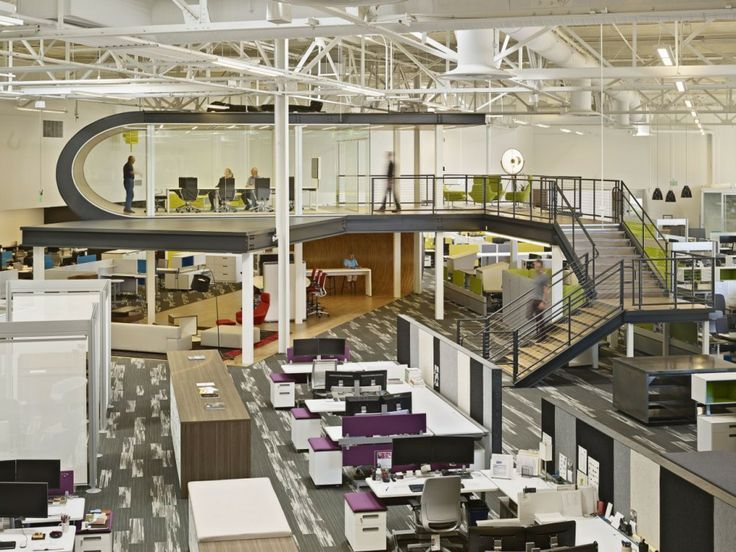 Successful Workplaces Balance Focus And Collaboration, Gensler Study Finds.  Workspace DesignOffice ...