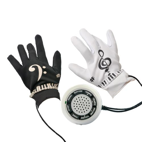 Piano Gloves - Electronic with Musical Fingertips  $40